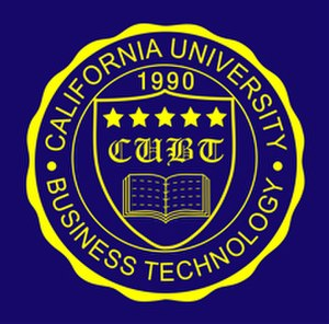 California University of Business and Technology - California University of Business and Technology