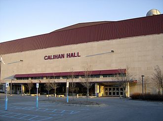 Calihan Hall - Image: Calihan Hall UDM