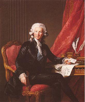 Bertrand de Molleville - Charles Alexandre de Calonne by Élisabeth Vigée-Lebrun.