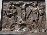 Calvary of Karl I of Austria. Station 12. Jesus dies on the cross. - Tihany.JPG