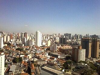 Cambuci (district of São Paulo) - Image: Cambucisp