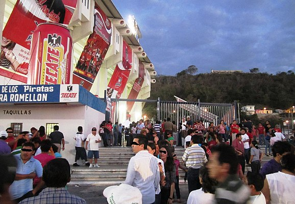 Estadio Nelson Barrera