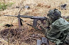 L1A1 Self-Loading Rifle - Wikipedia