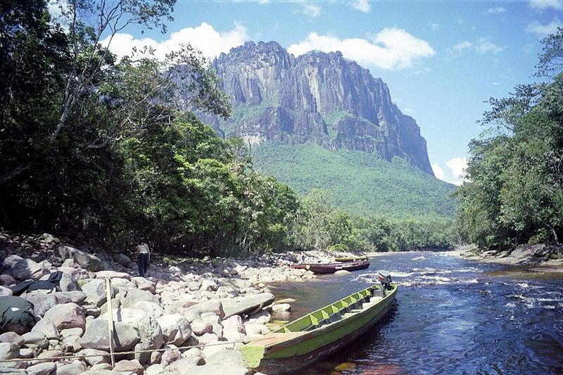Dicas de turismo na Venezuela