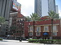 Canal St NOLA CBD Sept 2009 Marriott Rapps Bug.JPG