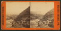 Canal lock, East Mauch Chunk in the distance, from Robert N. Dennis collection of stereoscopic views.png