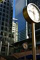 Canary Wharf clocks.jpg