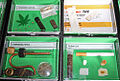 Cannabis sativa THC cannabis pipes tobacco 080810 50.jpg