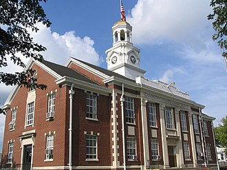Cannon County Courthouse - Image: Cannon County Court House