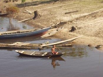 Comunidade Caioezinho. Novo Air�o, AM