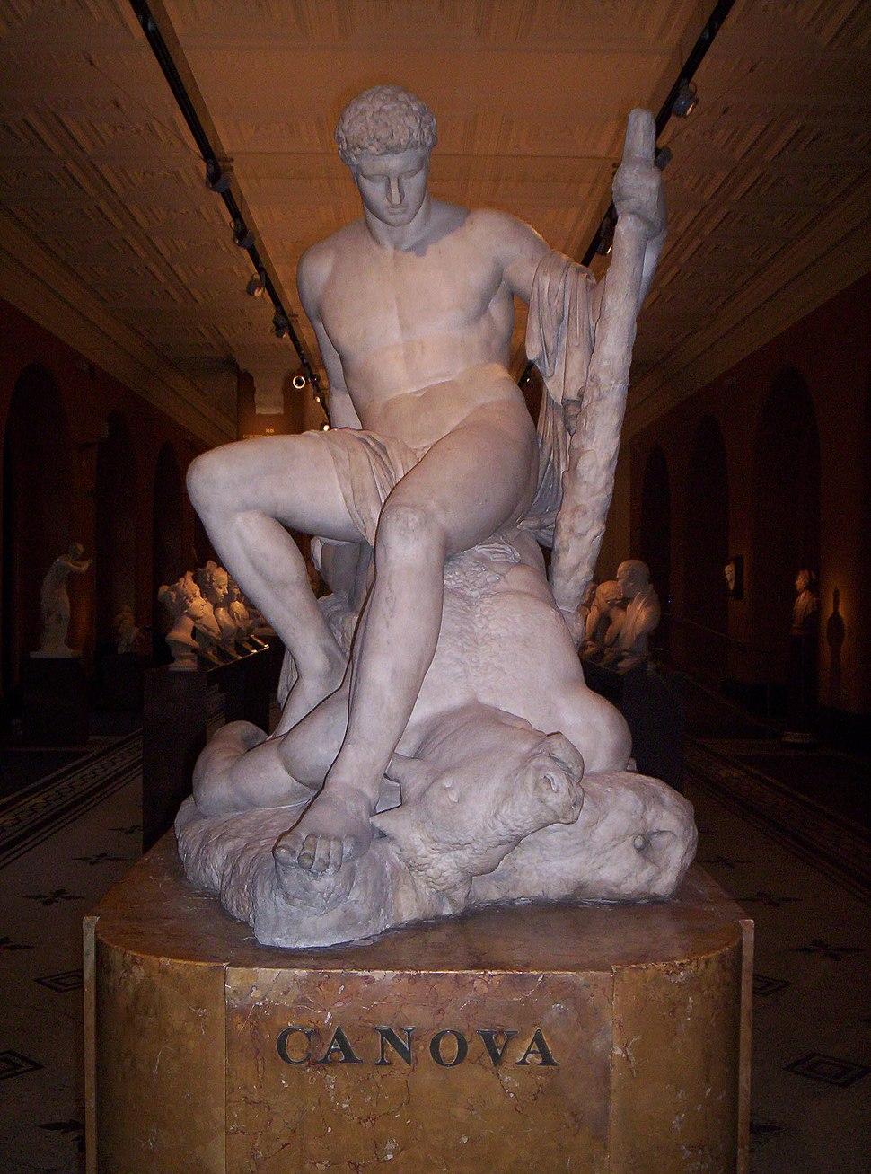 Canova Theseus