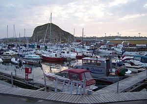 Marina, Cap-aux-Meules, Magdalen Islands (2006)