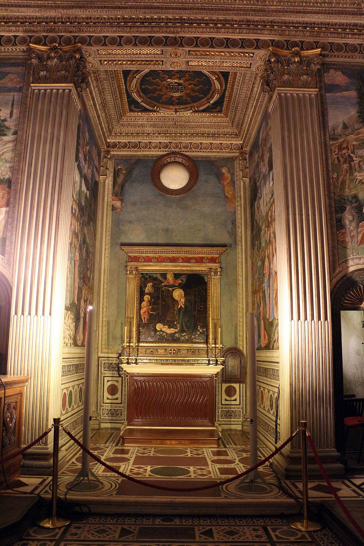 Magi Chapel Wikipedia