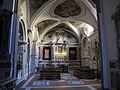 Cappellone del crocifisso con affreschi nella volta di wenzel cobergher (1588).JPG