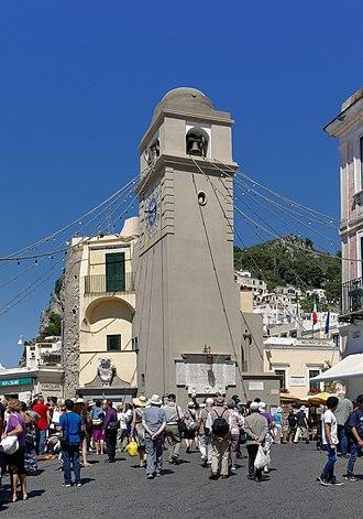 Capri, Campania - Image: Capri BW 2013 05 14 14 49 30 Dx O