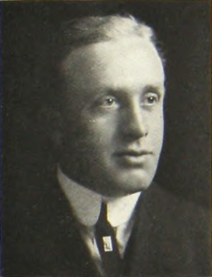 Donald R. Aldworth - Aldworth pictured in The Gopher 1914, Minnesota yearbook