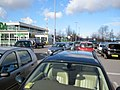Car Park at ASDA store Queensferry - geograph.org.uk - 1731888.jpg