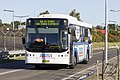 Carbridge (TV 6609) Volgren 'CR228L' bodied Volvo B7RLE on Ross Smith Ave at Sydney Airport.jpg