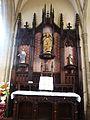 Carhaix 36 Eglise Saint-Trémeur Atel latéral droite (de Saint-Trémeur).jpg