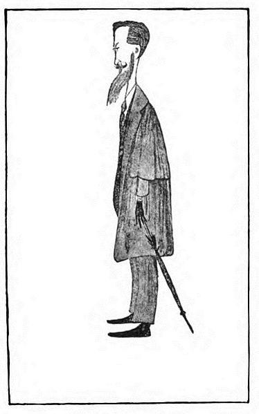 File:Caricature of George Bernard Shaw.jpg
