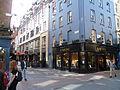 Carnaby Street - Ganton Street corner 10 Jun 2015.JPG