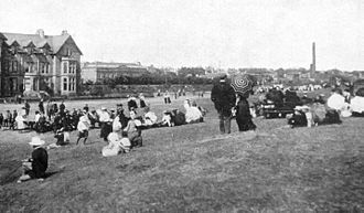 Carnoustie - Carnoustie Links, circa 1910