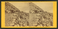 Carriage Road at the ledge, Mt. Washington, N.H, by Soule, John P., 1827-1904.png