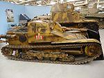 Carro Veloce CV33 in the Bovington Tank Museum (2).jpg