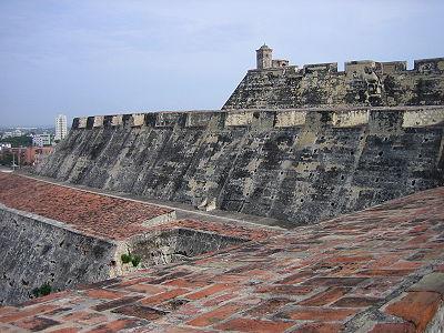 Sitio De Cartagena De Indias 1741 Wikiwand