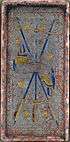 Cary-Yale Tarot deck - Three of Arrows.jpg