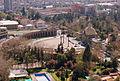 Casco histórico del Cementerio General. Vista desde El Cerro Blanco.JPG