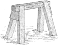 Cassells Carpentry.39 Sawing Stool.png