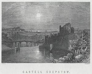Castell Chepstow