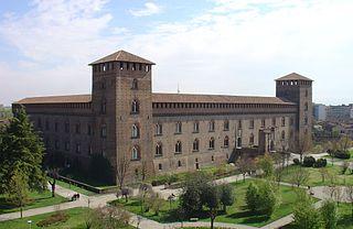 Visconti Castle (Pavia) castle in Pavia, Italy