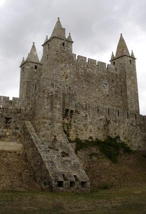 Santa Maria da Feira - Castle at Santa Maria da Feira