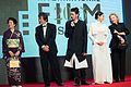 "Casts & Crew from ""Foujita"" at Opening Ceremony of the 28th Tokyo International Film Festival (22440083172).jpg"