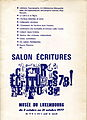 Catalogue du Salon Ecritures 1977.JPG