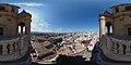 Catedral de Murcia - Vista oeste desde el balcón de los conjuratorios.jpg