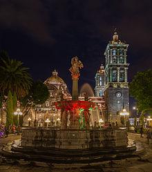 Puebla Travel Guide At Wikivoyage