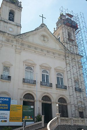 Roman Catholic Archdiocese of Maceió - Metropolitan Cathedral