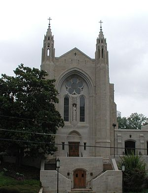 Roman Catholic Archdiocese of Atlanta - Cathedral of Christ the King in Buckhead