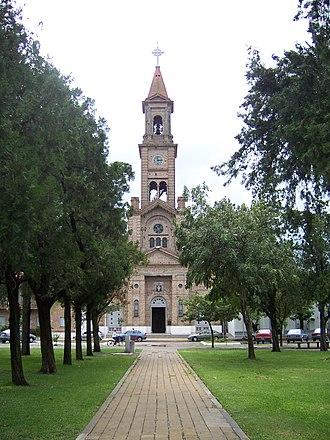 Reconquista, Santa Fe - Reconquista Cathedral.