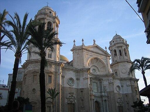 Cathedrale de Cadiz