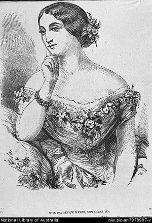 Catherine Hayes (soprano) - Image: Catherine Hayes