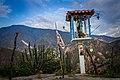 Catholic Roadside Shrine to the Virgin Mary in Boyaca Colombia.jpg