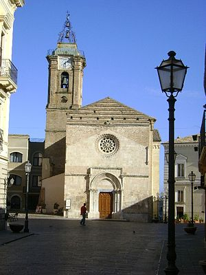 Vasto - Cathedral of San Giuseppe.