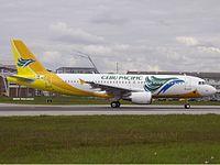 F-WWID - A320 - Airbus