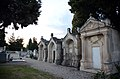 Cemetry of Junas with imposant grave buildings - panoramio.jpg