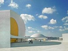 Centro Niemeyer, architettura contemporanea nelle Asturie