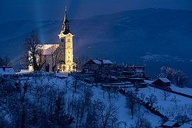 Cerkev Marijinega rojstva, Trška Gora 1.jpg